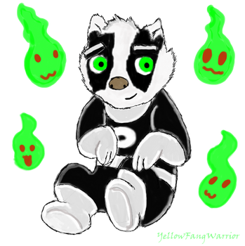 DP:Small Badger by Halfageist