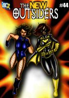 DC2 NEW OUTSIDERS by theyallfalldown