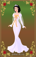 Rosalinda, wedding dress by taytay20903040