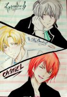 Perfect trio *^* by sakura-streetfighter