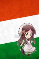 Hetalia iWallpapers - Hungary by Dreamweaver38