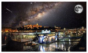 Under the Milky Way HDR by ISIK5