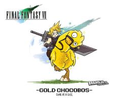 Final Fantasy 7: The Morality of Chocobo Breeding by BrainslugComics