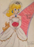 Here Comes the Bride... by LillianCloudwing