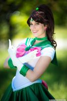 Sailor Jupiter by gillykins
