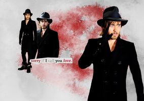 Jared Leto Wallpaper 12 by horse95