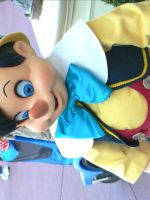 Pinocchio by PoisonApple88