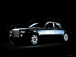 Rolls Royce Phantom by Webby-B