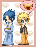 ChibiMania.:Ramen..Doko?:. by Kate-san