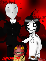 Creepypasta Group by Olive-F