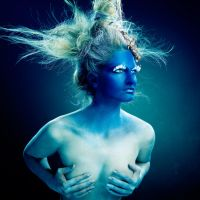 smurf by bakphotography