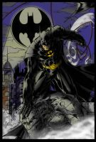 Tim Burton's Batman by Deathring2000