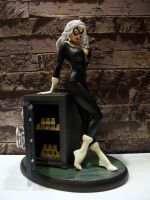 SIDESHOW MARVEL - BLACK CAT PREMIUM FORMAT FIGURE by Minas-Tirith-Hakan