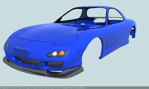 Mazda RX7 by prox3h