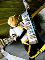 Vocaloid: Rock Star by SugarBunnyCosplay