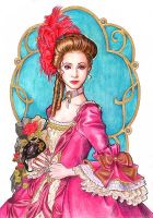 Marguerite from The Scarlet Pimpernel by Hanew