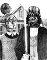 The Dark side of Gothic by Azotos