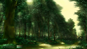 Viridian Forest - Harmony of a Champion by JA-punkster