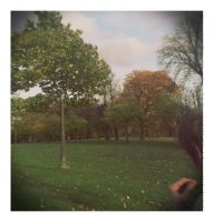 Hyde Park Autumn by TheNewBlueBlood
