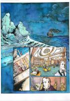 Aboard the Titanic by MarcoCalosci