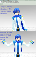 Question 3 for Kaito by LegolasGimli
