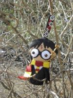 Harry Potter dotee by estranged-illusions