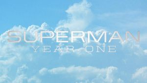 Superman: Year One Title Card by garrettross