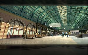 Sydney Central Station by datazoid