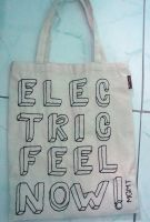 Electric Feel Now Bag by fourthstripe