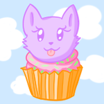 Catcake Icon :Commish: by Starrceline