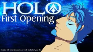 Holo Opening I -video- by Lunafex