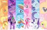 Pony bookmarks by lizleeillustration