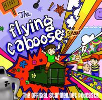 Flying Caboose icon by Magic-Cake-Woman