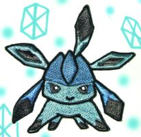 Glaceon Patch by Hoozuki