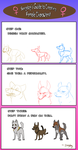 How To: Create Female Characters by Songdog-StrayFang