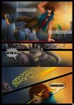 Invasion- Page 05 by ArtFurry