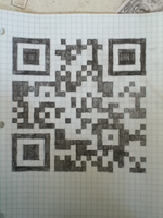 QR code for A and O fans by JetDefender7