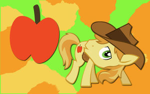 Braeburn wallpaper 2 by AliceHumanSacrifice0