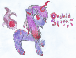 Orchid Spark - DTA Entree by Blooxi