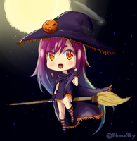 Kirla witch by FionaSky