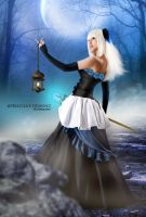 FANTASY RETOUCH by priscilasamalot