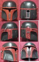 mando helmet progress 5 by snake682