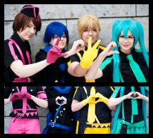 Kagamine Len - Love, Heart by Des-Henkers-Braut
