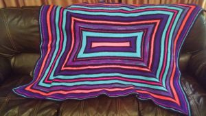 Party Time Blanket by KittySib