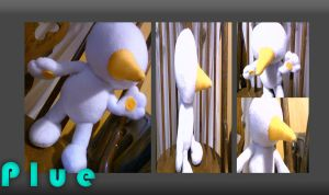 WIP: Plue by CelestialCrafts