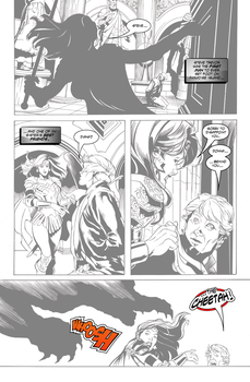 Wonder Woman Page 8 by wetterink