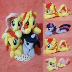 A basket of pony beanies [Emergency Orders] by Dawning-Love