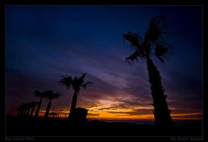 The Sunset Beyond by Aderet
