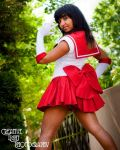 Sailor Mars 3 by swampfoxinsc