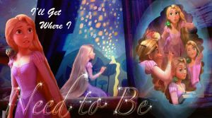 Rapunzel will get there by x12Rapunzelx